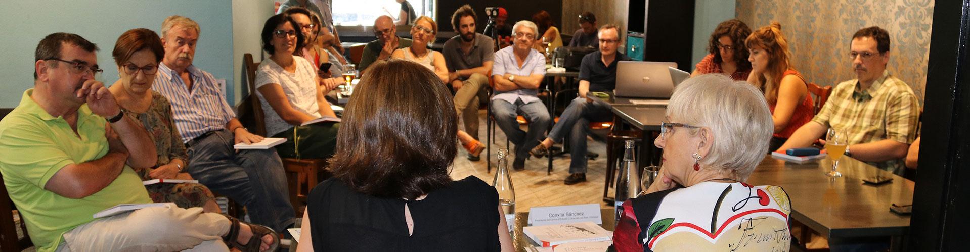 3a edició de #LaMetro, tertúlia amb espuma a Sant Feliu de Llobregat